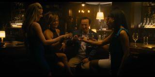 Keke Palmer, Jennifer Lopez, and Lili Reinhart in Hustlers