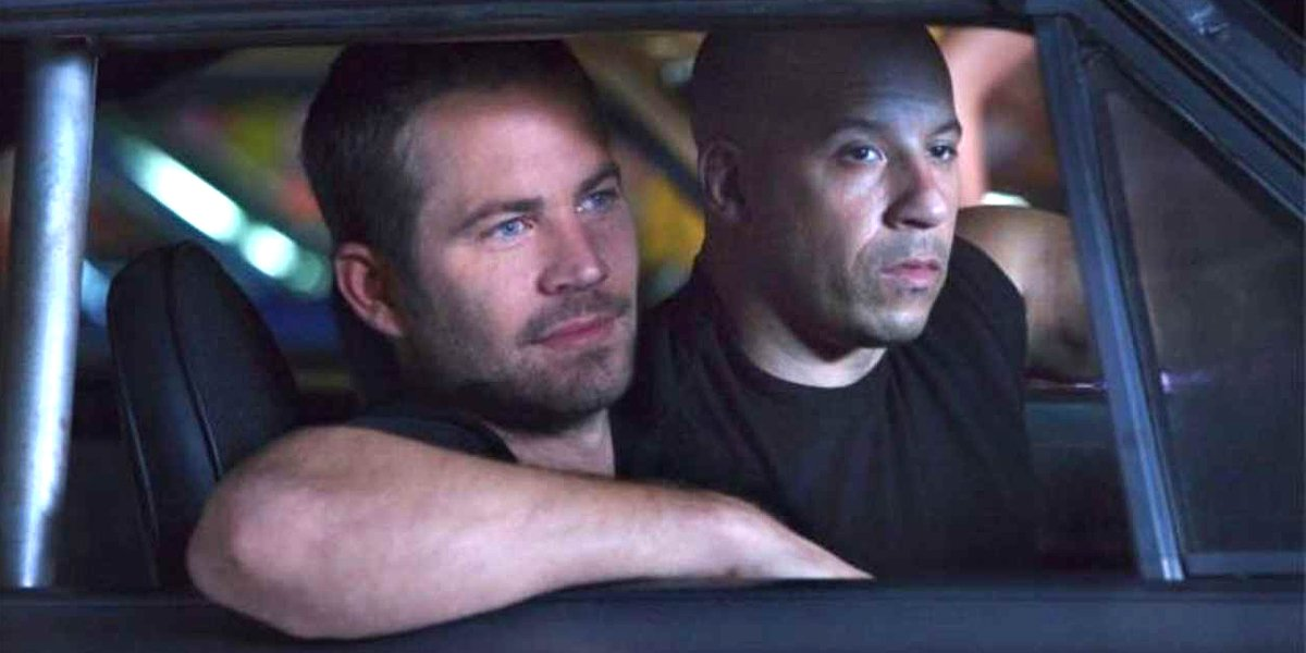Is Fast And Furious 9 Bringing Back Brian Vin Diesel Shares Set Photo With Paul Walker S Brother Cody Cinemablend