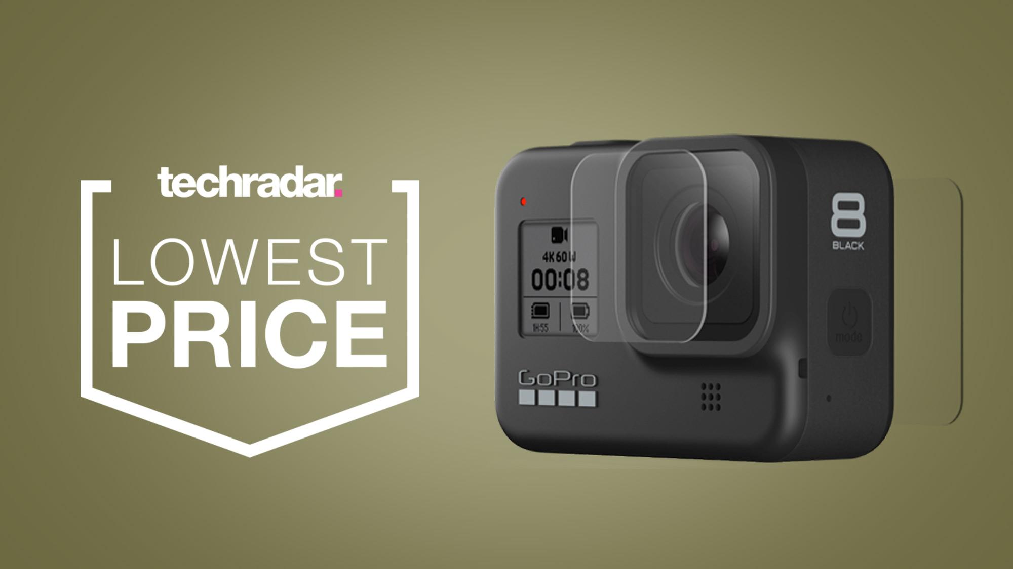 Gopro Hero 8 Black Back Down To Its Lowest Price Yet At Best Buy Techradar