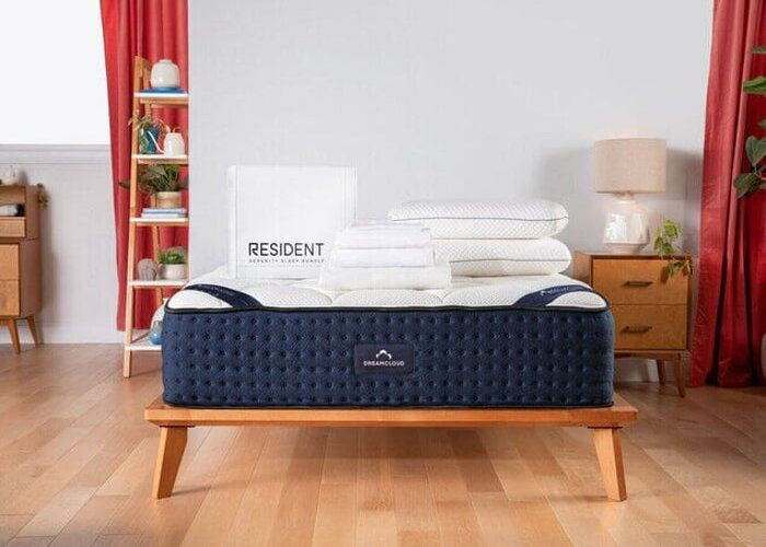 DreamCloud Luxury Hybrid Mattress review | Real Homes