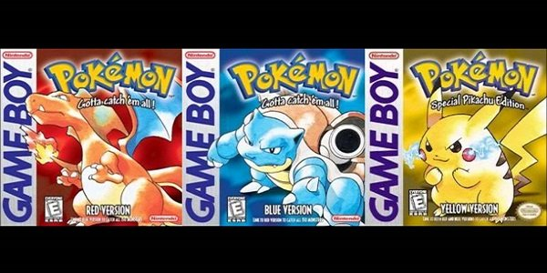 Original Pokemon Games Coming To 3DS Next Year