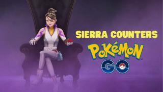How to beat Sierra in Pokémon Go