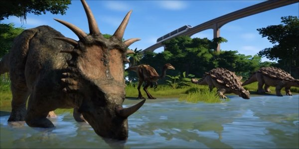 Jurassic World Evolution Has A Release Date - CINEMABLEND