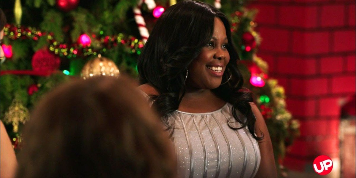Amber Riley in My One Christmas Wish