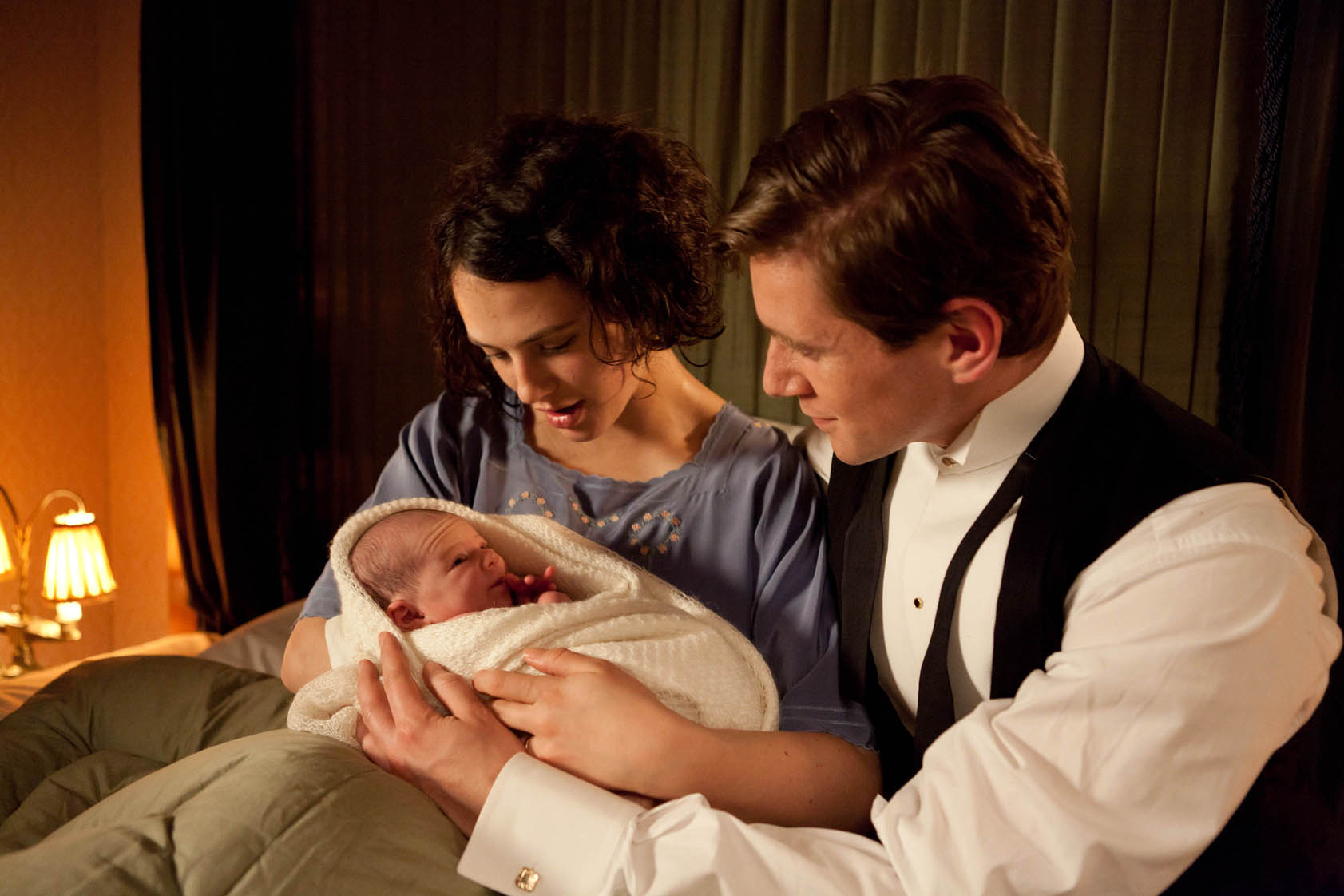 Downton: What next for Branson after Sybil death?