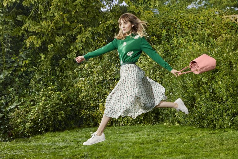 cath kidston the leap campaign image