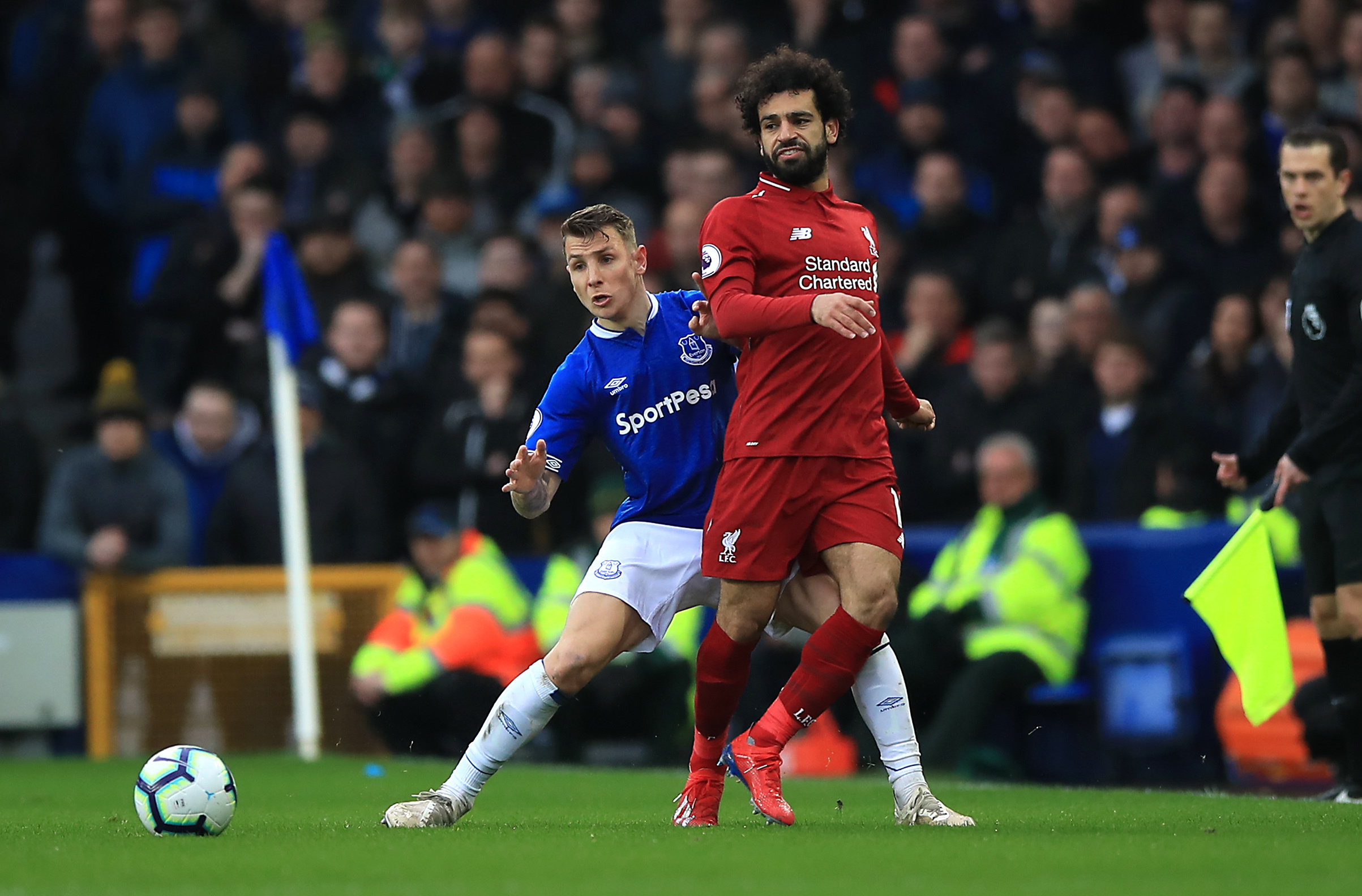 Everton V Liverpool Derby To Take Place At Goodison Park