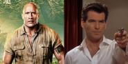 Dwayne Johnson Reacts To Former 007 Pierce Brosnan Joining Black Adam