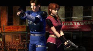 Resident Evil 2 Voice Cast