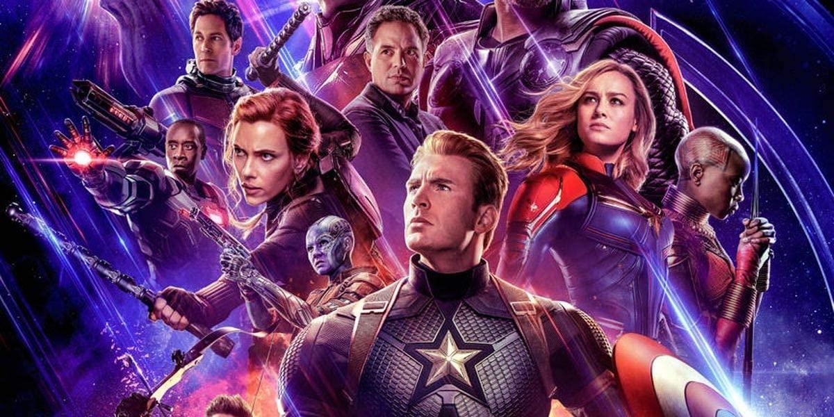 Endgame's poster