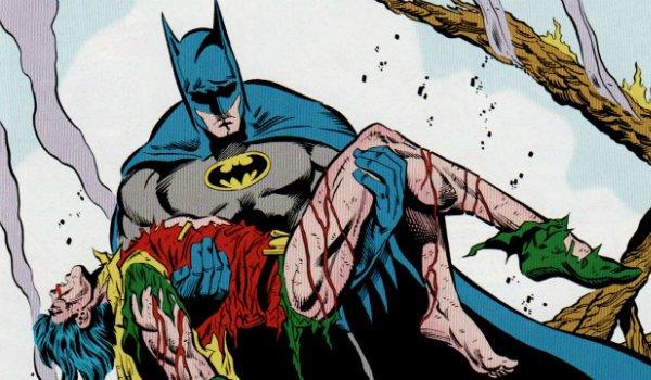 batman robin a death in the family jason todd