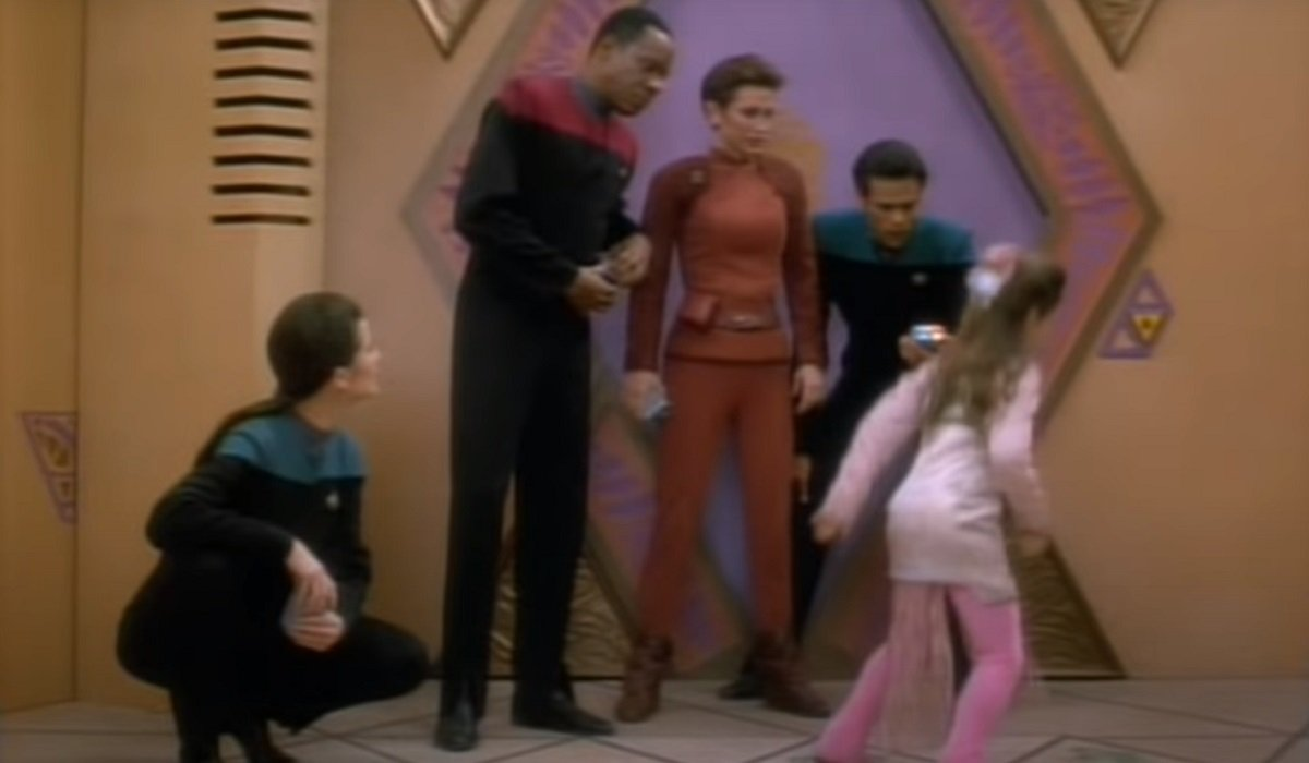 Hopscotch Star Trek: Deep Space Nine