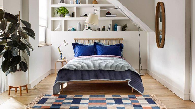 john lewis sale: scandi style bedroom
