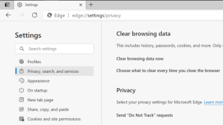How to turn off coupons when shopping in Microsoft Edge
