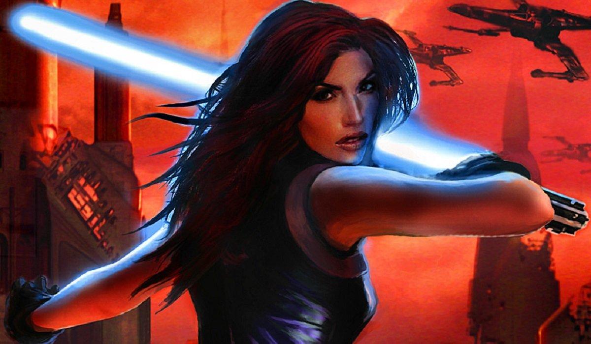 Mara Jade Skywalker Star Wars