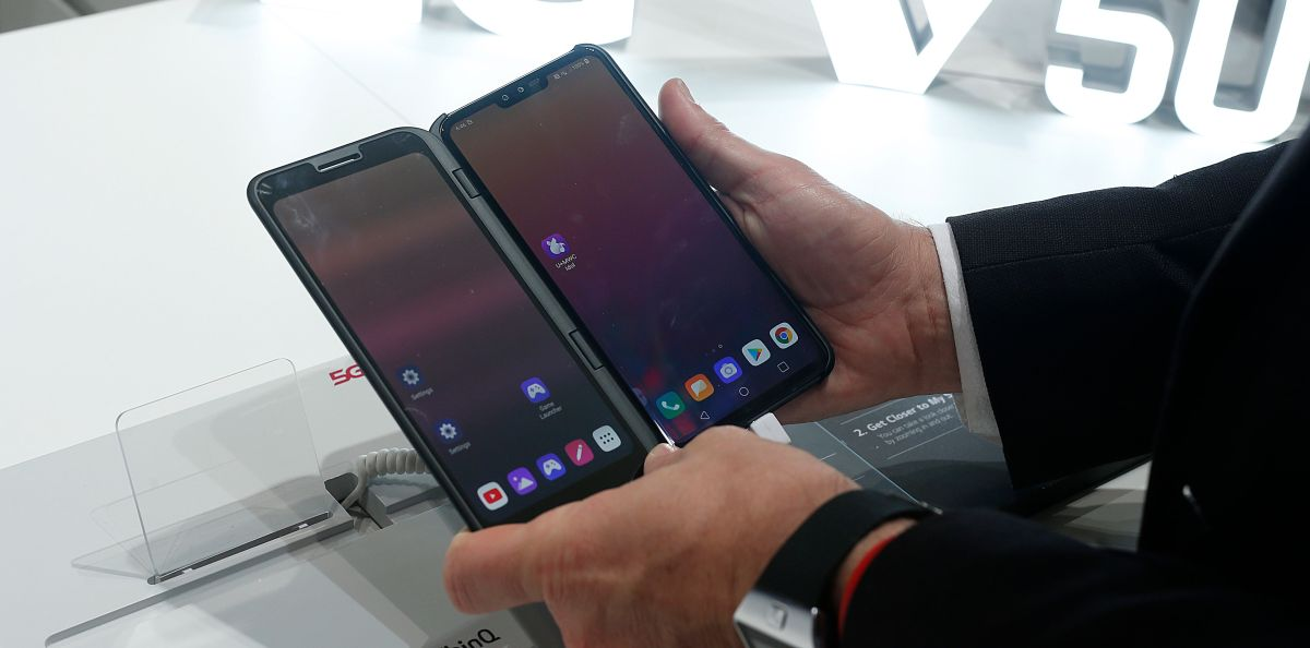 Dual-Screen LG V60 ThinQ Gets Weird Video Tease Ahead of IFA 2019