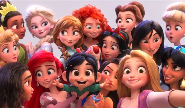 5 Reasons Ralph Breaks The Internet S Disney Princesses Need Their