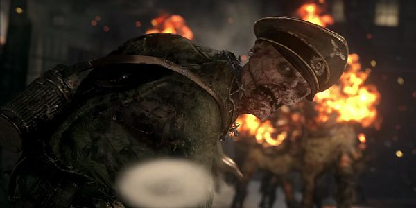 Call of Duty World War II Nazi Zombies