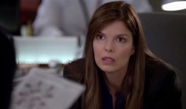 Dr. Alex Blake Jeanne Tripplehorn Criminal Minds CBS