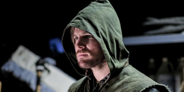 Oliver Queen Green Arrow Arrow CW
