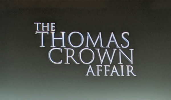 The Thomas Crown Affair Logo