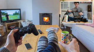 Home photography ideas: Take a POV photo and share your perspective!