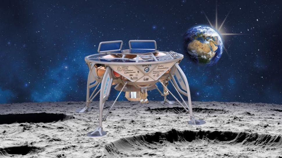 spacecraft beresheet - photo #15