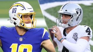 Chargers vs Raiders live stream