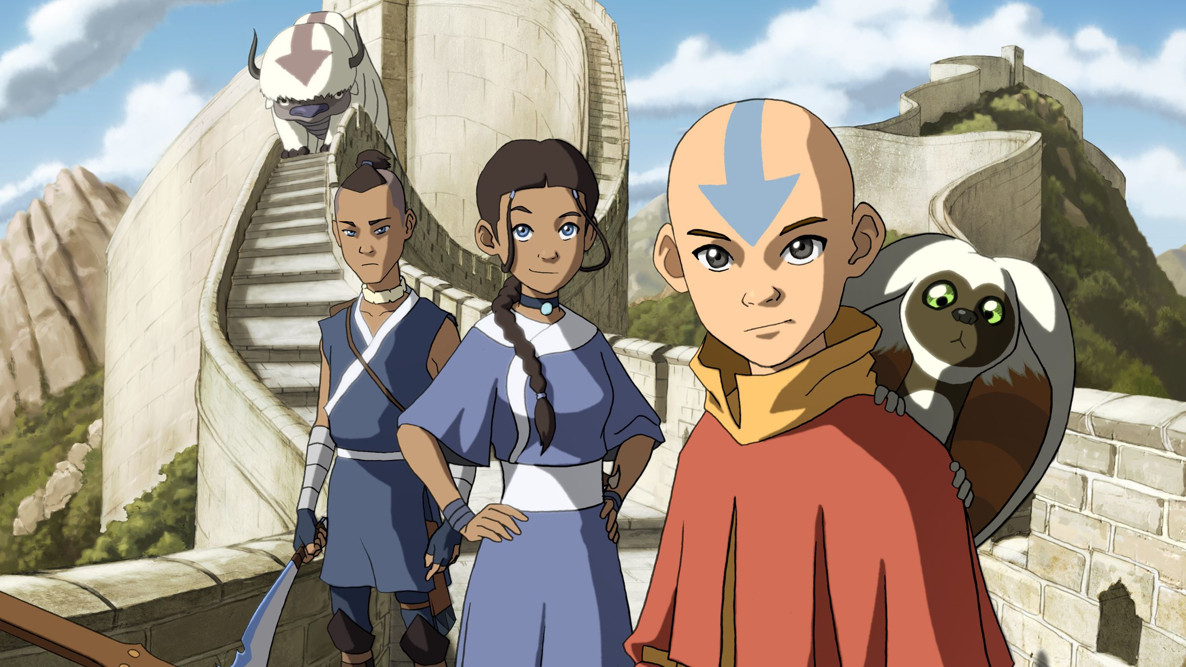 Best Paramount Plus shows and movies - Avatar the Last Airbender
