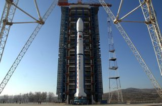 Chinese Long March 4B Rocket to Launch CBERS 3