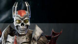 The skeleton king of Halo 3