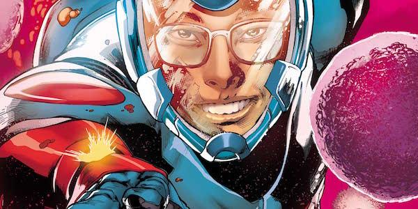 Ryan Choi as The Atom in DC Comics