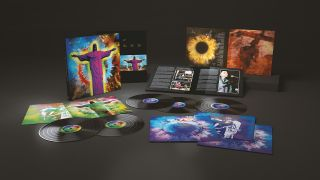 Marillion share trailer and pack shots for Afraid Of