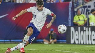 USA vs Honduras live stream: Christian Pulisic in the match against Canada