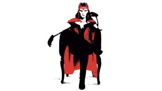 cover of Scarlet Witch #15