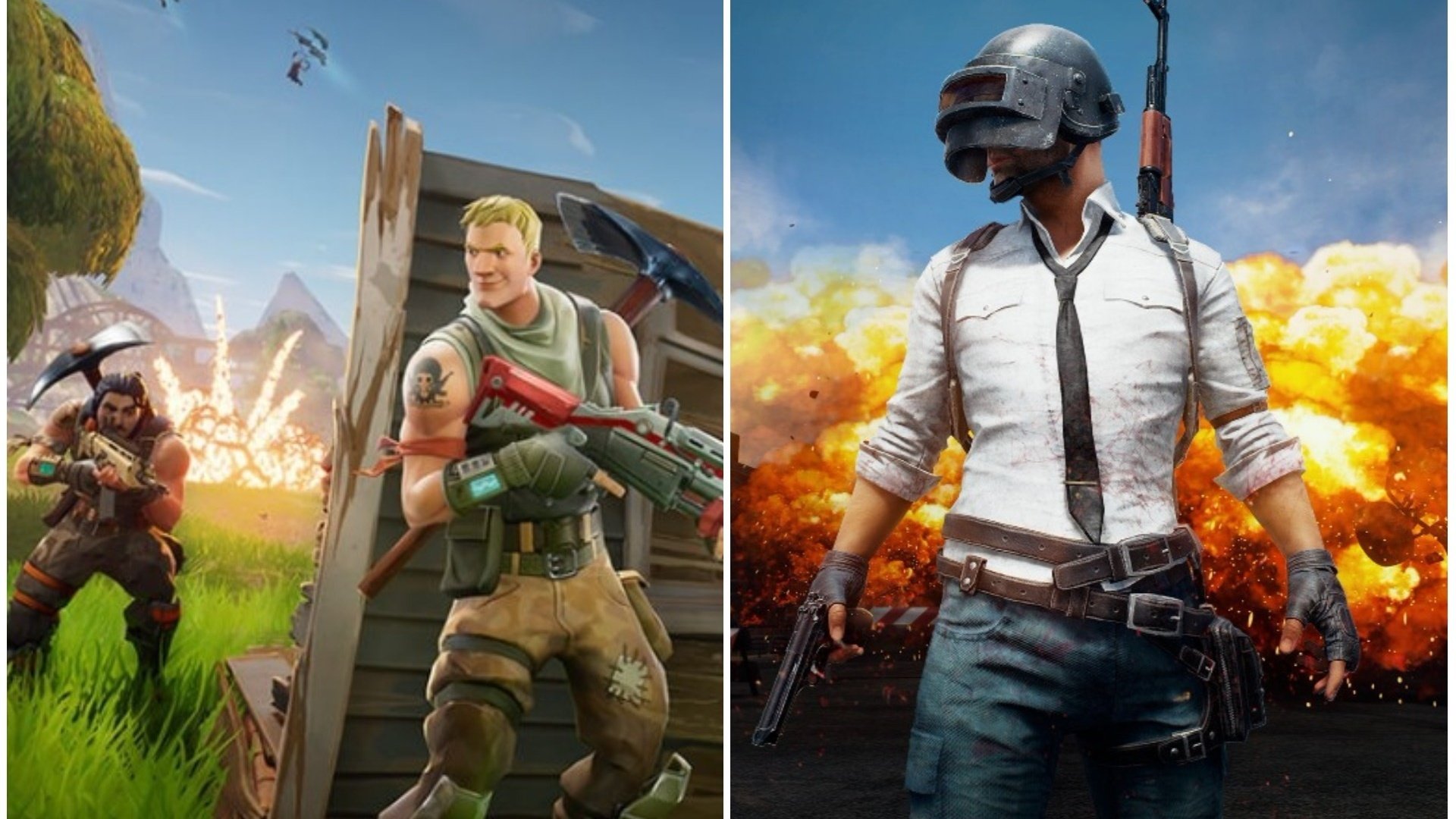 Fortnite vs PUBG: which is the game for you? | TechRadar