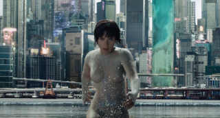 Scarlett Johansson Explains The Ghost In The Shell Suit Spoiler She Likes It More Than Black Widow S Gamesradar