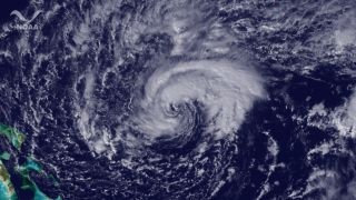 Tropical Storm Sean