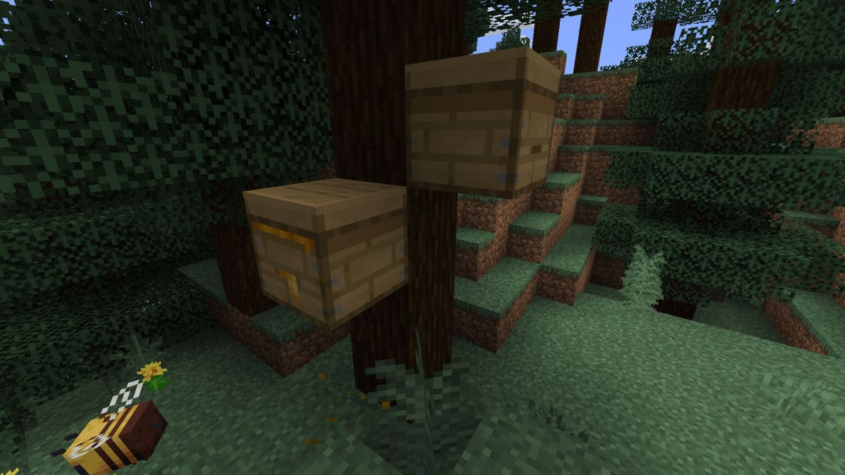 Minecraft bees: how to tame bees in Minecraft and more  PC Gamer