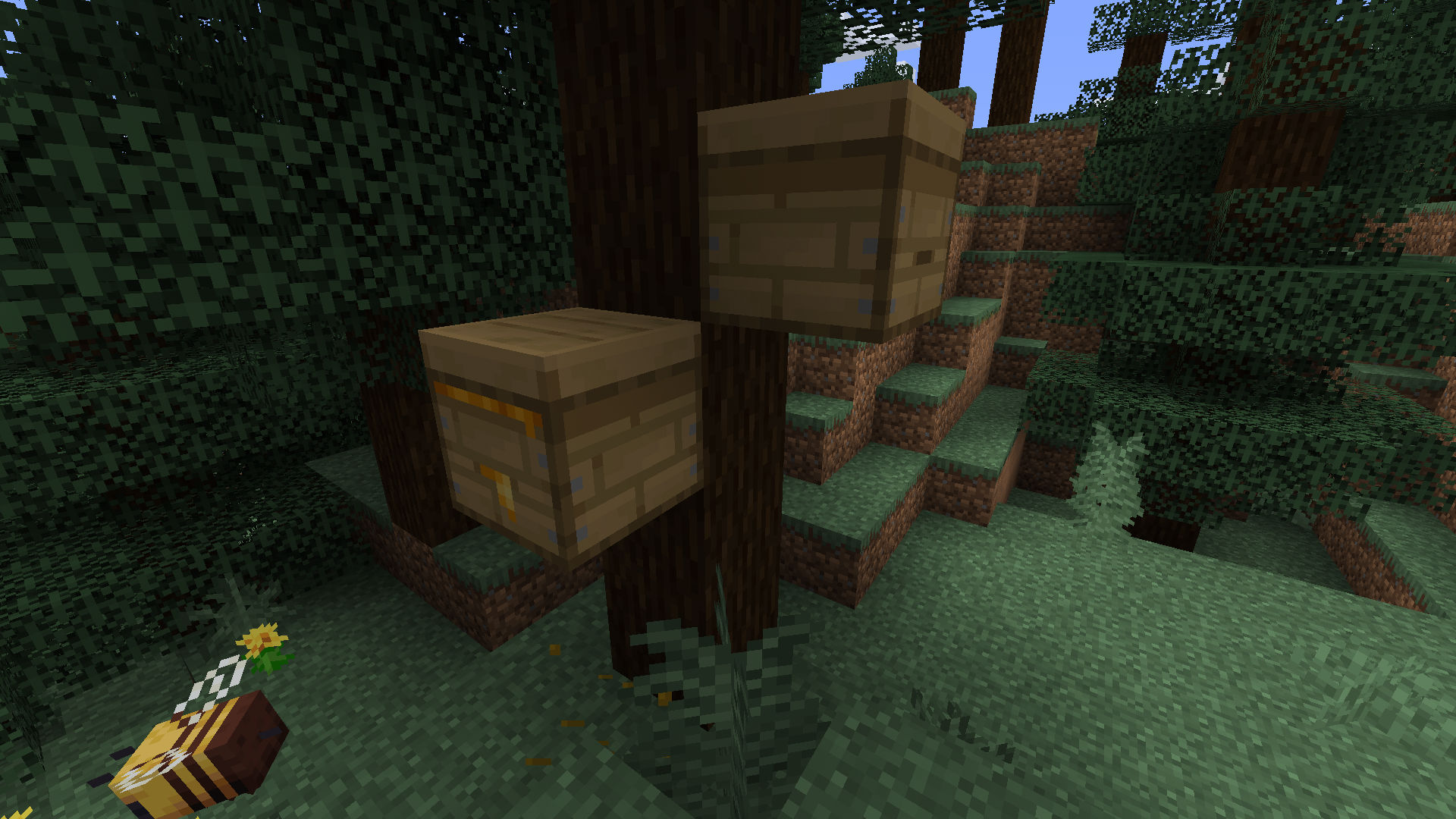 Minecraft bees: how to tame bees in Minecraft and more | PC Gamer