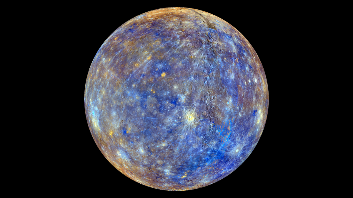 10 Strange Facts About Mercury (A Photo Tour) | Space