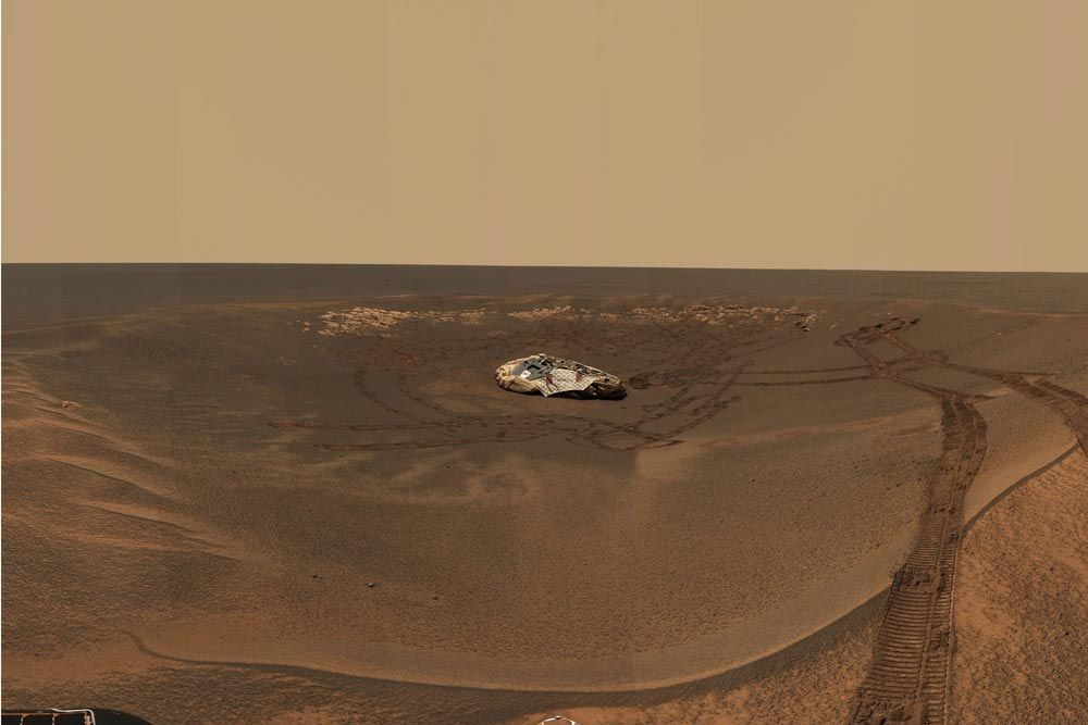 facts about mars rover spirit - photo #25