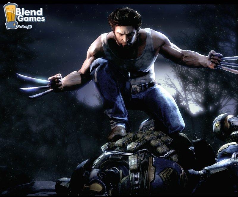 X-Men Origins: Wolverine Exclusive First Screenshot #4467