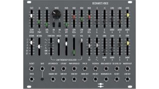 Deckard's Voice semi-modular synth voice module for Eurorack