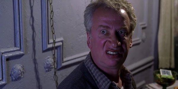 Elya Baskin as Mr. Ditkovich, asking for the rent in Spider-Man 2