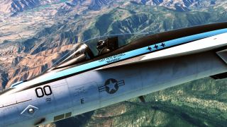 Microsoft Flight Simulator Top Gun update