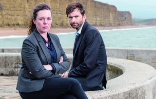 Hardy and Miller return for one final investigation in Broadchurch