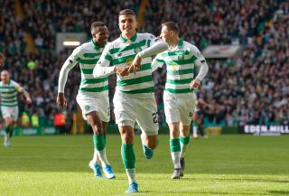 Celtic v Ross County – Ladbrokes Scottish Premiership – Celtic Park