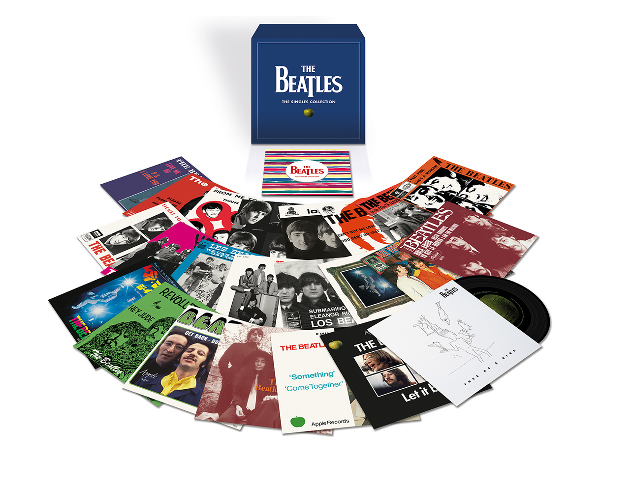 The Beatles' singles collection celebrated in new box set | Louder