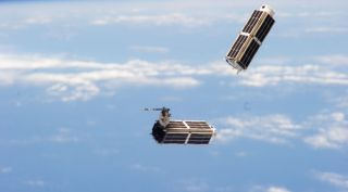 International Space Station's Small Satellite Orbital Deployer